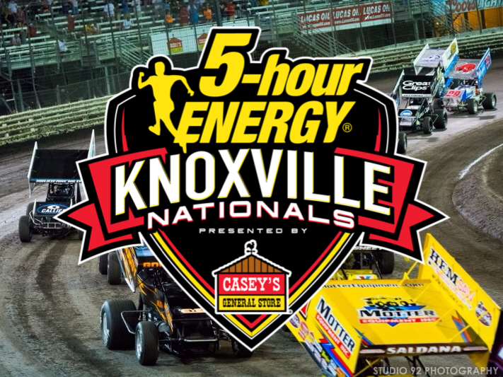 58th Annual 5-hour ENERGY Knoxville Nationals presented by Casey's General Stores