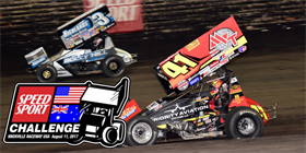 SPEED SPORT Challenge: American Qualifier at Grand Annual Sprintcar Classic Jan. 19-21 in Australia!