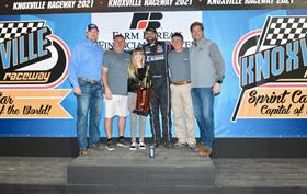 Austin McCarl Tops Knoxville with Emotional Win!